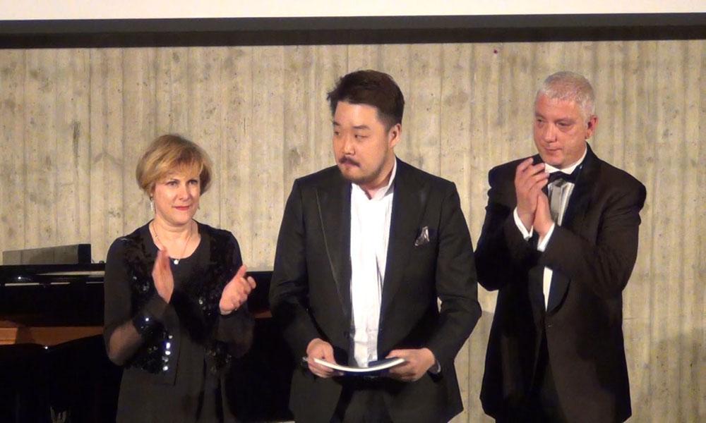"""Lee Bum Jo vincitore anche del diploma """"Giovan Battista Rubini"""" per la miglior voce di tenore"""