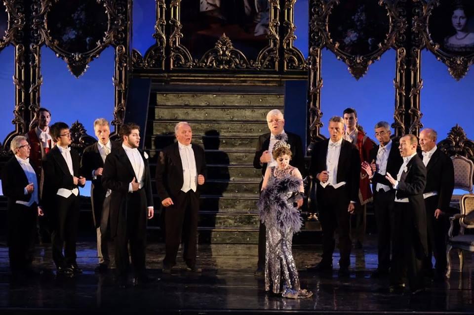 Foto dalla pagina Facebook dell'Opera Giocosa