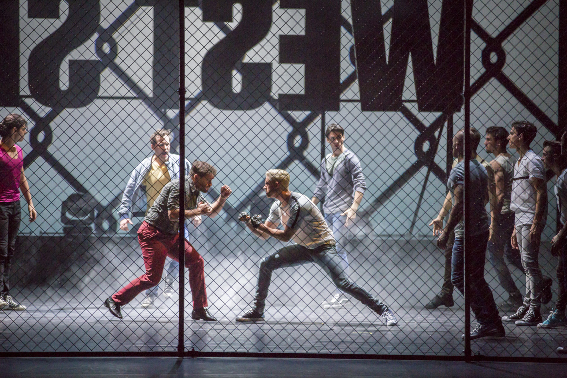 F. Stern, M. Souschek, S. Maxted, Ensemble - Foto @ Rupert Larl